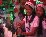 Pattaya Christmas Party Video